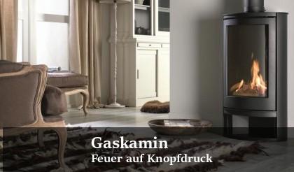 Gaskamine
