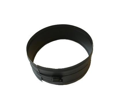 Klemmband DN 200 mm ISOTUBE Plus schwarz